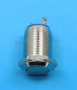 12mm Electrical Push Button Reset Switch (GQ12F-10M) pictures & photos