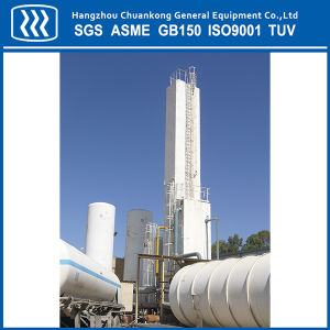 Nitrogen Oxygen Production Generator Air Separation Unit pictures & photos