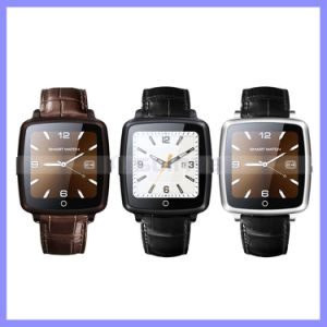 Smart Hand Latest Wrist Watch Mobile Phone Cell Phone with Alarm Camera SIM Function pictures & photos