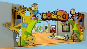 Indoor Playground (TQBH790A) pictures & photos