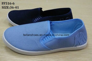 Lady Latest Leisure Injection Sport Shoes (FF516-6) pictures & photos
