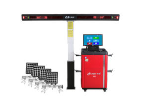 portable Car and Truck Wheel Alignment Systems
