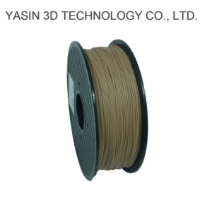 Yasin 3D Printer 1.75mm Wood Filament