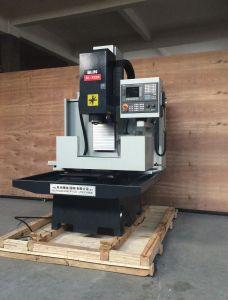 Precision Machine Tools, CNC Machining Center, Vertical 4 Axis CNC Milling Machine pictures & photos