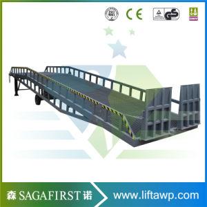 6ton 12ton Truck Loading Container Dock Ramp Bridge pictures & photos