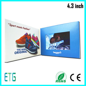 LCD Greeting Card Business Promotion Video Brochure pictures & photos