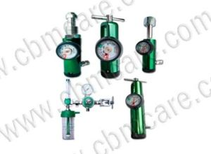 Click-Style Oxygen Flowmeter W/ O2 Humidifier Bottle pictures & photos