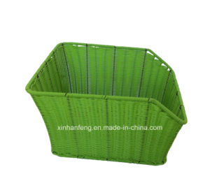 Willow Hot Sale Custom Bicycle Basket for Bike (HBG-146) pictures & photos