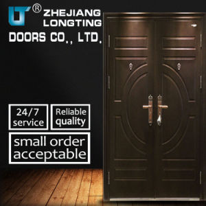 New Style Security Double Door pictures & photos