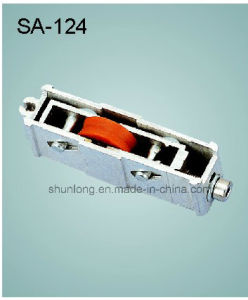 Nylon Roller/Pulley for Window and Door/ Hardware (SA-124)