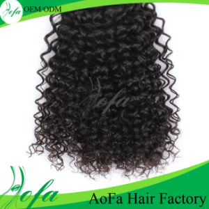 Top Quality Unprocessed 100% Brazilian Hair Real Human Virgin Hair pictures & photos