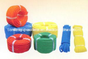 Plastic Rope Making Machine pictures & photos