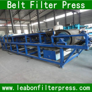 Energy Saving Sludge Dewatering Belt Filter Press pictures & photos