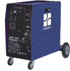 MIG Welding Machinery Transformer Gas Welding Machine DC MIG-250/300/350 pictures & photos