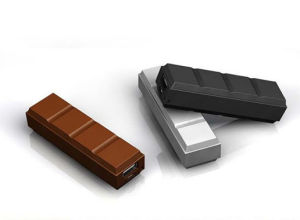 Mini Portable Chocolate Power Bank for iPhone pictures & photos