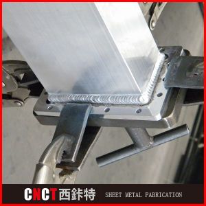 OEM Sheet Metal Parts Laser Welding pictures & photos