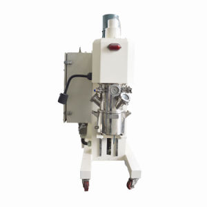 Lithium Battery 300 Lwith Disperser Double Planetary Mixer pictures & photos