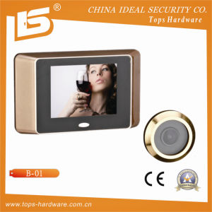 "3.5"" Digital Door Viewer (First Generation) pictures & photos"