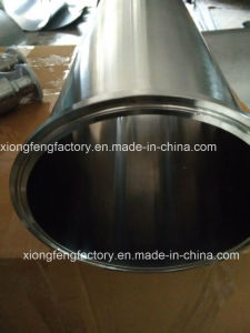 Stainless Steel Triclamp Pipe Spools