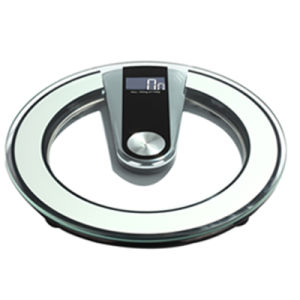 8mm Termpered Glass Electronic Personal Scale pictures & photos