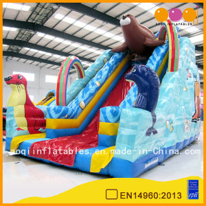 Inflatable Ocean Park Slide for Sale (AQ01260) pictures & photos