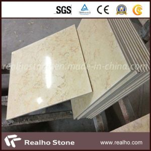 Sunny Yellow Marble and Ceramic Composite Cladding Panel