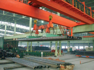 Series MW25 High Temperature Type Lifting Electromagnet for Round and Steel Pipe pictures & photos