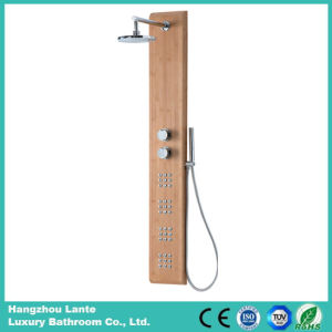 High Quality Bamboo Shower Panel (LT-M204) pictures & photos