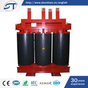 Scb10-50kVA 11/0.4kv 3 Phase Dry Type Transformer pictures & photos