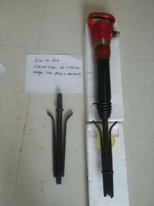 G10 Pneumatic Pick/ Air Pick with Wedges and Shims pictures & photos