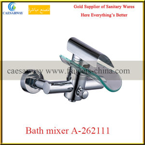 Sanitary Ware Waterfall Bathroom Bathtub Faucet pictures & photos
