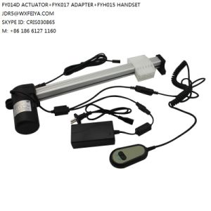 4000n 750mm Stroke 12V or 24V DC Slide or Track Linear Actuator pictures & photos