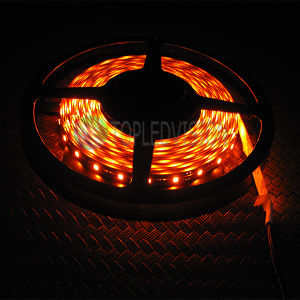 Amber Color 2835 LED Light Bar 60LEDs/M on Lighting pictures & photos
