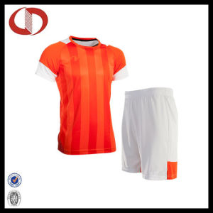 Wholesale Latest Design Printed Soccer Jersey Uniforms pictures & photos
