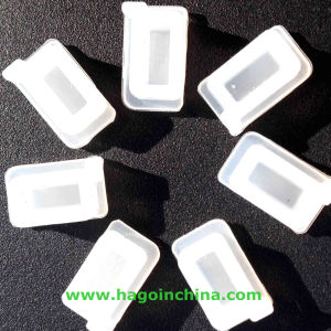 Custom Food Grade Silicone Rubber Parts for Coffee Machine pictures & photos