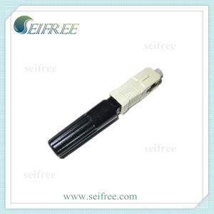 Sc Fiber Optic Mechanical Splice Fast Connector pictures & photos
