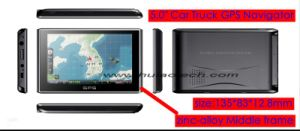 """5.0"""" Car GPS Navigation with Contex A7 800MHz CPU 8GB Flash pictures & photos"""