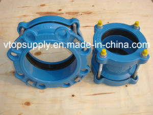 Wide Range Pipe Coupling and Flange Adaptor pictures & photos