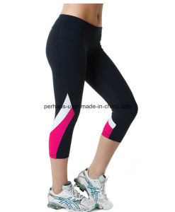 Good Quality Seventh-Length Yoga Pants Women Fitness Clothes pictures & photos