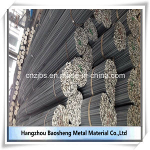 Thread Screw Reinforced Deformed Steel Rebar Iron Rods for Construction pictures & photos
