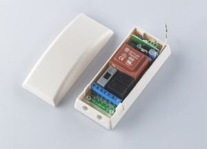 12V DC Rolling Code Electric Curtain Control Board pictures & photos
