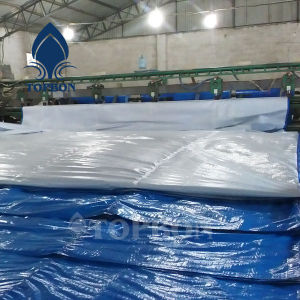 China PE Tarpaulin with UV Treated for Truck Tb124 pictures & photos