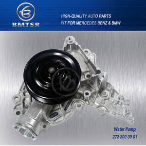 China Supplier Auto Parts Car Water Pump for Mercedes Benz W204/W212 pictures & photos