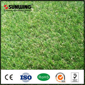 Anti-UV Protected Green Artificial Grass Carpet for Outdoor Garden