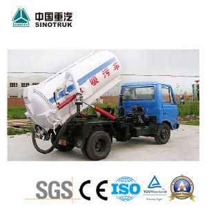 China Best Toiilet Truck of 12m3 Tank pictures & photos