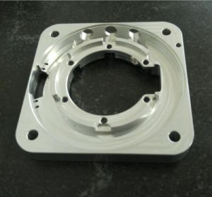 Machined Part with Precision Machining