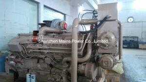 1100HP 1800rpm Cummins Marine Diesel Engine Fishing Boat Motor pictures & photos