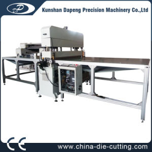 Double-Side Automatic Feeding Die Cutting Press Machine for Plastic Packing pictures & photos