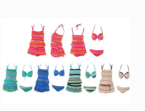 New Style Old-Fashion Unti-UV Cheap Low Price Bikini pictures & photos