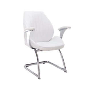 Modern Middle Back PU Leather Meeting Office Visitor Chair (FS-8804V) pictures & photos